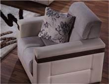כורסא בקו נקי - אלבור רהיטים