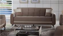 אלבור רהיטים - ספת שמנת יוקרתית