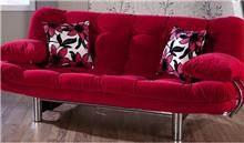 ספה אדומה מרשימה - אלבור רהיטים