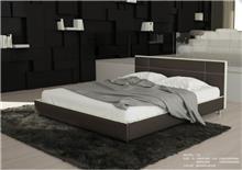 אלבור רהיטים - מיטה זוגית מעוצבת