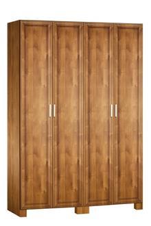 ארון עץ מעוצב - אלבור רהיטים