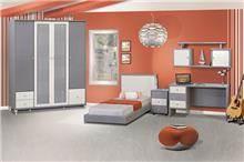 חדר תלמיד מעוצב - אלבור רהיטים