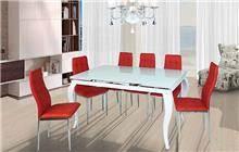 אלבור רהיטים - שולחן נפתח לפינת אוכל