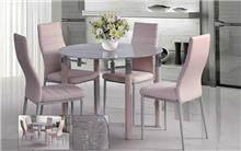 אלבור רהיטים - שולחן עגול