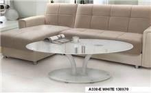 שולחן עגול לסלון - אלבור רהיטים