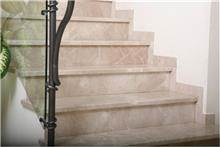 אבני ניצן - חיפוי מדרגות