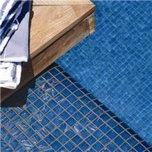 אבני ניצן - פסיפס כחול לבריכה