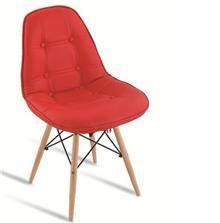 כסא מרופד - כסא נדנדה