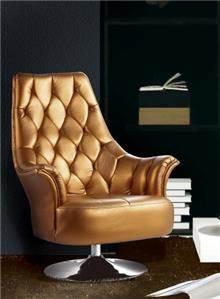 כורסא מפוארת - כסא נדנדה