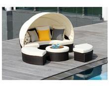 כסא נדנדה - מיטת מרבץ לגינה