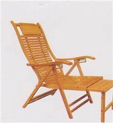 כסא נדנדה - מיטת שיזוף מעץ