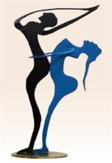פסל רקדנים