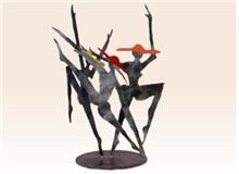 פסל ריקוד מחול