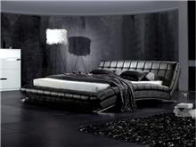 מיטות שחורות זוגיות - יבוא 4 יו