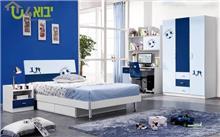 חדר כדורגל כחול לבן - יבוא 4 יו