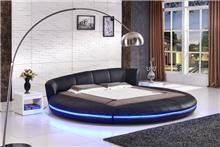 מיטה זוגית עגולה אינפיניטי