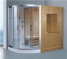 מקלחון עיסוי משולב סאונה - יבוא 4 יו