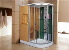 מקלחון עיסוי משולב סאונה מפואר - יבוא 4 יו
