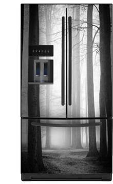 תמונת מגנט למקרר טבע
