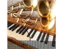 טפט פסנתר וחצוצרה