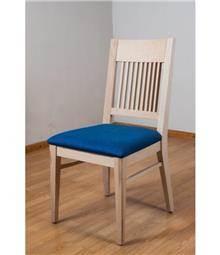כסא מושב כחול