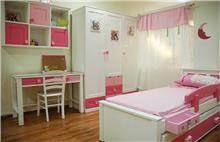 מיקול רהיטים - חדר ילדים קומפלט ורוד