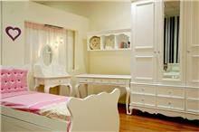 מיקול רהיטים - חדר ילדים נסיכות