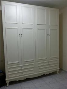 מיקול רהיטים - ארון 4 דלתות