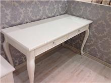 שולחן מעוצב 2 מגירות