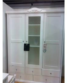 ארון 3 דלתות מעוצב - מיקול רהיטים