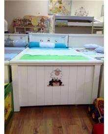 מיקול רהיטים - מיטה לבנה