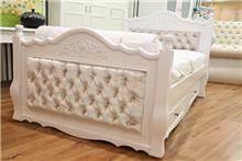מיטת יחיד מהודרת