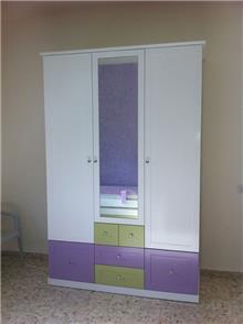 ארון יוקרה לחדר ילדים - מיקול רהיטים