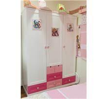 ארון לחדר בנות - מיקול רהיטים