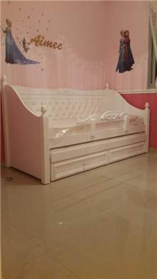 מיטת ילדים אליזבת חריצים