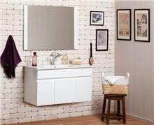 ארון אמבטיה תלוי לילך - א.ישראלי