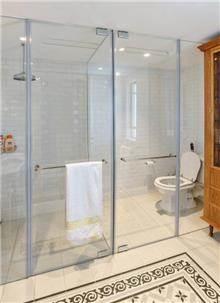 מקלחון חזית צירים 2 דלתות IG11179 - א.ישראלי