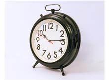 שעון שולחני שחור