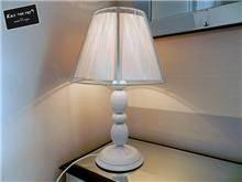 מנורת שולחן מעוצבת - רקפת ספיר R.H.S