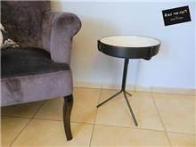 שולחן צד שמנת - רקפת ספיר R.H.S