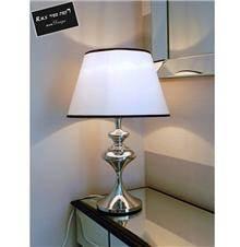 רקפת ספיר R.H.S - מנורה מעוצבת לשולחן