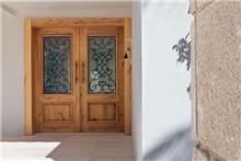דלת כניסה דו כנפית