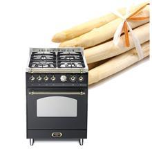 תנור אפייה כפרי שחור