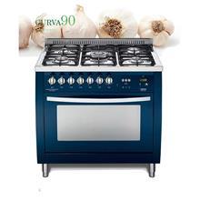 """תנור משולב כחול - שאוליאן סחר בע""""מ"""