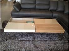 שולחן סלון משולב