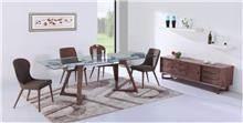 רוזטו רהיטים - Rossetto - שולחן אוכל BARCELONA