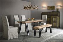 שולחן אוכל Aspen - רוזטו רהיטים - Rossetto