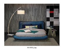 מיטה כחולה