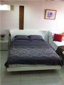 מיטה זוגית אופנתית