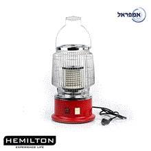 אמפראל - תנור הלוגן/אינפרא HEM971
